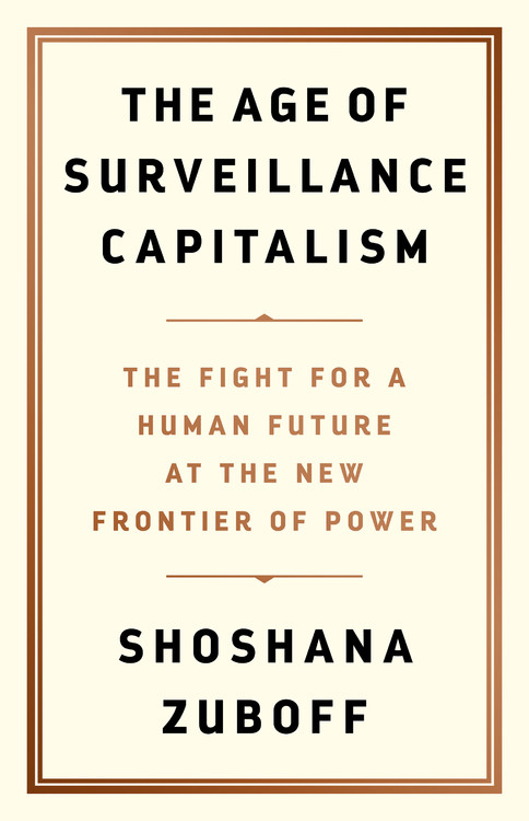 Book Review Parents Have Power To Make >> The Age Of Surveillance Capitalism